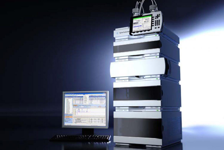 کروماتوگرافی مایع (LC)